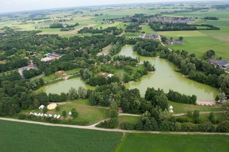 Terrein Markant, recreatie gebied Stroombroek