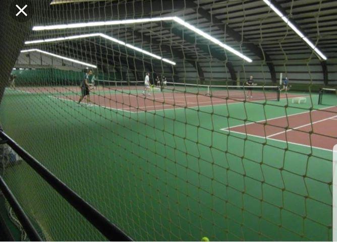 NIEUW! Sportcentrum Tennishallen De Schaapskooi