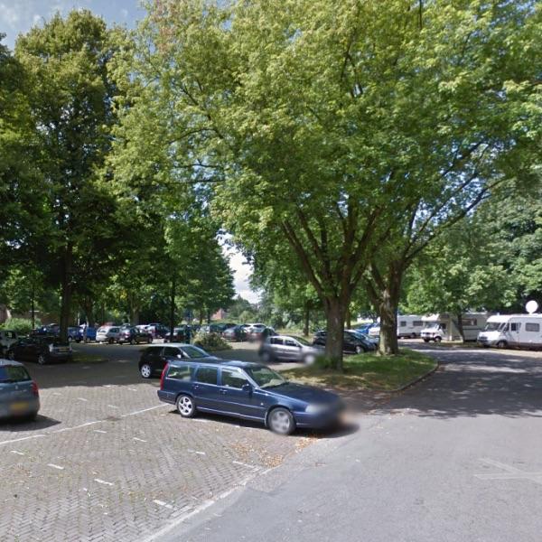 Parkeerterrein Houtwal
